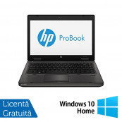 Laptop Refurbished HP ProBook 6470B, Intel Core i5-3230M 2.60GHz, 4GB DDR3, 320GB SATA, DVD-RW + Windows 10 Home Laptopuri Refurbished