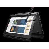 Laptop Refurbished LENOVO Yoga 11e, Intel Celeron N2930 Quad Core 1.80GHz, 4GB DDR3, 320GB SATA + Windows 10 Home Laptopuri Refurbished