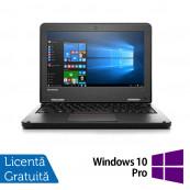 Laptop Refurbished LENOVO Yoga 11e, Intel Celeron N2930 Quad Core 1.80GHz, 8GB DDR3, 120GB SSD + Windows 10 Pro Laptopuri Refurbished