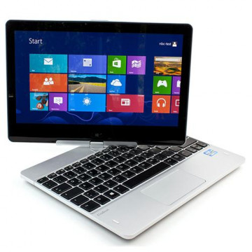 Laptop HP EliteBook Revolve 810 G1, Intel Core i5-4210U 1.70GHz, 8GB DDR3, 256GB SSD, Webcam, Touchscreen, 11.6 Inch, Second Hand Laptopuri Second Hand