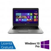 Laptop HP Elitebook 820 G2, Intel Core i5-5300U 2.30GHz, 8GB DDR3, 240GB SSD, 12 Inch + Windows 10 Pro, Refurbished Intel Core i5