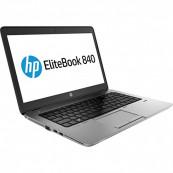 Laptop HP EliteBook 840 G1, Intel Core i5-4200U 1.60GHz, 4GB DDR3, 120GB SSD, Webcam, 14 Inch, Grad A-, Second Hand Laptopuri Ieftine