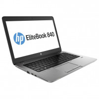 Laptop HP Elitebook 840 G2, Intel Core i7-5500U 2.40GHz, 8GB DDR3, 240GB SSD, Full HD, Webcam, 14 Inch