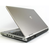 Laptop HP Elitebook 8470p, Intel Core i5-3360M, 4GB DDR3, 500GB SATA, DVD-RW, Webcam, 14 Inch, Grad B (0088)
