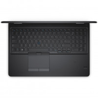 Laptop DELL Latitude E5550, Intel Core i5-5200U 2.20GHz, 4GB DDR3, 320GB SATA, Webcam, Full HD, 15.6 Inch, Grad B