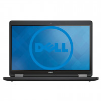 Laptop DELL Latitude E5550, Intel Core i5-5200U 2.20GHz, 4GB DDR3, 500GB SATA, 15.6 Inch, Tastatura numerica, Webcam