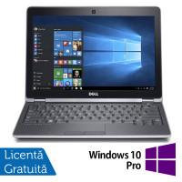Laptop Dell Latitude E6230, Intel Core i5-3320M 2.60GHz, 4GB DDR3, 500GB SATA + Windows 10 Pro