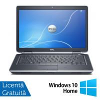 Laptop DELL Latitude E6430, Intel Core i5-3340M 2.70GHz, 4GB DDR3, 500GB SATA, DVD-RW, Fara Webcam, 14 Inch + Windows 10 Home