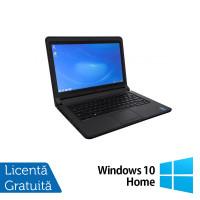 Laptop DELL Latitude 3340, Intel Celeron 2957U 1.40GHz, 4GB DDR3, 320GB SATA, 13.3 Inch + Windows 10 Home
