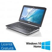 Laptop DELL Latitude E5420, Intel Core i3-2350M 2.30GHz, 4GB DDR3, 250GB SATA, DVD-RW, 14 Inch + Windows 10 Home, Refurbished Laptopuri Refurbished