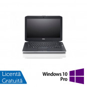 Laptop DELL Latitude E5430, Intel Core i3-3120M 2.50GHz, 8GB DDR3, 120GB SSD, DVD-RW + Windows 10 Pro, Refurbished Laptopuri Refurbished