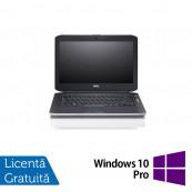 Laptop DELL Latitude E5430, Intel Core i5-3320M 2.60GHz, 4GB DDR3, 320GB SATA, DVD-ROM, 14 Inch, Fara Webcam + Windows 10 Pro, Refurbished Laptopuri Refurbished