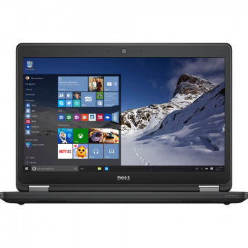 Laptop DELL Latitude E5470, Intel Core i5-6300U 2.40GHz, 8GB DDR4, 240GB SSD, 14 Inch, Second Hand Laptopuri Second Hand