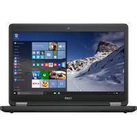 Laptop DELL Latitude E5470, Intel Core i7-6600U 2.60GHz, 8GB DDR4, 256GB SSD M.2 SATA, 14 Inch