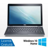 Laptop Dell Latitude E6220, Intel Core i3-2330M 2.20GHz, 4GB DDR3, 120GB SSD + Windows 10 Home