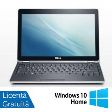 Laptop Dell Latitude E6220, Intel Core i3-2330M 2.20GHz, 4GB DDR3, 120GB SSD + Windows 10 Home, Refurbished Laptopuri Refurbished