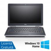 Laptop Dell Latitude E6320, Intel Core i5-2520M 2.50GHz, 4GB DDR3, 500GB SATA, 13.3 Inch + Windows 10 Home, Refurbished Laptopuri Refurbished
