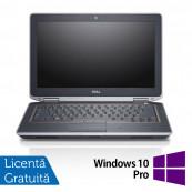 Laptop Dell Latitude E6320, Intel Core i5-2520M 2.50GHz, 4GB DDR3, 500GB SATA, 13.3 Inch + Windows 10 Pro, Refurbished Laptopuri Refurbished