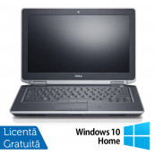 Laptop DELL Latitude E6330, Intel Core i5-3320M 2.60GHz, 4GB DDR3, 120GB SSD, 13.3 Inch + Windows 10 Home, Refurbished Laptopuri Refurbished