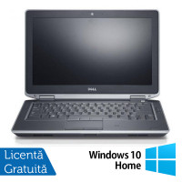 Laptop DELL Latitude E6330, Intel Core i5-3320M 2.60GHz, 4GB DDR3, 120GB SSD, 13.3 Inch + Windows 10 Home