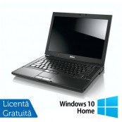 Dell Latitude E6400, Intel Core2 Duo P8600, 2.13GHz, 4GB DDR2, 160GB SATA, DVD-RW + Windows 10 Home, Refurbished Laptopuri Refurbished