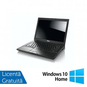 Laptop Refurbished DELL E6410, Intel Core i5-560M, 2.66 GHz, 4GB DDR3, 160GB SATA, DVD-RW, 14 Inch + Windows 10 Home Laptopuri Refurbished