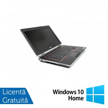 Laptop Refurbished Dell Latitude E6420, Intel Core i5-2520M, 2.5GHz, 8GB DDR3, 500GB SATA, DVD-RW, 14 inch LED Anti - Glare + Windows 10 Home Laptopuri Refurbished