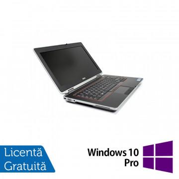 Laptop Refurbished Dell Latitude E6420, Intel Core i5-2520M, 2.5GHz, 8GB DDR3, 500GB SATA, DVD-RW, 14 inch LED Anti - Glare + Windows 10 Pro Laptopuri Refurbished