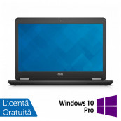 Laptop Dell Latitude E7450, Intel Core i7-5600U 2.60 GHz, 16GB DDR3, 512GB SSD, LED Display, HDMI, Full HD, Webcam, 14 Inch + Windows 10 Pro, Refurbished Laptopuri Refurbished