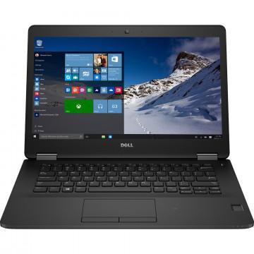 Laptop DELL Latitude E7470, Intel Core i5-6300U 2.40GHz, 8GB DDR4, 240GB SSD, 14 Inch Full HD TouchScreen, Webcam, Grad B, Second Hand Laptopuri Ieftine