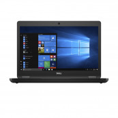 Laptop DELL Latitude 5480, Intel Core i5-6300U 2.40GHz, 8GB DDR4, 120GB SSD, 14 Inch, Second Hand Laptopuri Second Hand