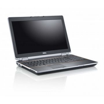 Laptop DELL Latitude E6520, Intel Core i5-2540M 2.60GHz, 8GB DDR3, 320GB SATA, DVD-RW, Fara Webcam, 15.6 Inch, Second Hand Laptopuri Second Hand