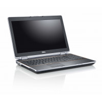 Laptop DELL Latitude E6520, Intel Core i7-2640M 2.80GHz, 4GB DDR3, 120GB SSD, DVD-RW, 15.6 Inch, Webcam, Tastatura Numerica