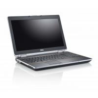 Laptop DELL Latitude E6520, Intel Core i7-2640M 2.80GHz, 4GB DDR3, 320GB SATA, DVD-RW, 15.6 Inch HD+, Fara Webcam