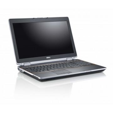 Laptop DELL Latitude E6520, Intel Core i7-2640M 2.80GHz, 4GB DDR3, 320GB SATA, DVD-RW, 15.6 Inch HD+, Fara Webcam, Second Hand Laptopuri Second Hand