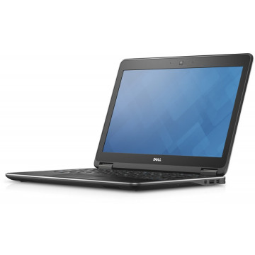 Laptop DELL Latitude E7240, Intel Core i5-4310U 2.00GHz, 8GB DDR3, 120GB SSD, Webcam, Touchscreen, 12.5 inch, Second Hand Laptopuri Second Hand