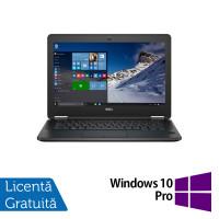 Laptop DELL Latitude E7270, Intel Core i5-6300U 2.30GHz, 8GB DDR4, 120GB SSD, 12 Inch + Windows 10 Pro