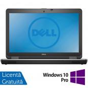 Laptop Dell Precision M2800, Intel Core i7-4810MQ 2.80GHz, 8GB DDR3, 240GB SSD, 15.6 Inch, Tastatura Numerica + Windows 10 Pro, Refurbished Laptopuri Refurbished