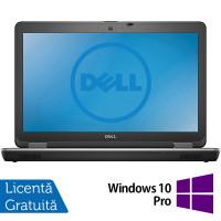 Laptop Dell Precision M2800, Intel Core i7-4810MQ 2.80GHz, 8GB DDR3, 512GB SSD, 15.6 Inch, Tastatura Numerica + Windows 10 Pro