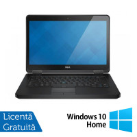 Laptop Refurbished DELL Latitude E5440, Intel Core i5-4300U 1.90GHz, 8GB DDR3, 120GB SSD, DVD-RW, 14 Inch + Windows 10 Home