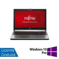 Laptop FUJITSU Celsius H730, Intel Core i7-4600M 2.90GHz, 16GB DDR3, 120GB SSD, 15.6 Inch, Full HD + Windows 10 Pro