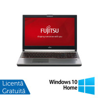 Laptop FUJITSU Celsius H730, Intel Core i7-4600M 2.90GHz, 16GB DDR3, 240GB SSD, 15.6 Inch, Full HD + Windows 10 Home