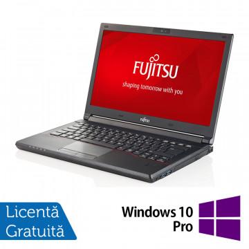 Laptop FUJITSU SIEMENS Lifebook E544, Intel Core i3-4000M 2.40GHz, 4GB DDR3, 500GB HDD, 14 Inch + Windows 10 Pro, Refurbished Laptopuri Refurbished