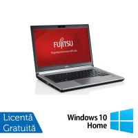 Laptop FUJITSU SIEMENS E734, Intel Core i5-4310M 2.70GHz, 8GB DDR3, 120GB SSD, 13.3 inch + Windows 10 Home