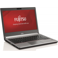 Laptop Fujitsu Siemens Lifebook E736, Intel Core i5-6200U 2.30GHz, 8GB DDR4, 120GB SSD, 13 Inch, Webcam