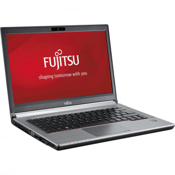 Laptop FUJITSU SIEMENS Lifebook E743, Intel Core i5-3230M 2.60GHz, 8GB DDR3, 120GB SSD, Fara Webcam, 14 Inch, Grad B (0030), Second Hand Laptopuri Ieftine