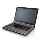 Laptop Fujitsu Lifebook E744, Intel Core i5-4200M 2.50GHz, 4GB DDR3, 120GB SSD, Fara Webcam, DVD-ROM, 14 Inch, Grad B (0109), Second Hand Laptopuri Ieftine