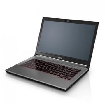 Laptop Fujitsu Lifebook E744, Intel Core i5-4210M 2.60GHz, 8GB DDR3, 120GB SSD, 14 Inch, DVD-RW, Second Hand Laptopuri Second Hand