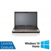 Laptop FUJITSU SIEMENS E752, Intel Core i5-3210M 2.50GHz, 8GB DDR3, 120GB SSD, DVD-RW + Windows 10 Home, Refurbished Laptopuri Refurbished