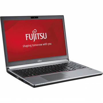 Laptop FUJITSU SIEMENS Lifebook E753, Intel Core i5-3230M 2.60GHz, 4GB DDR3, 120GB SSD, DVD-RW, 15.6 Inch, Tastatura Numerica, Fara Webcam, Second Hand Laptopuri Second Hand